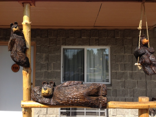 Priest River bears