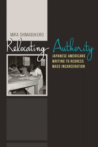 Book cover of Relocating Authority